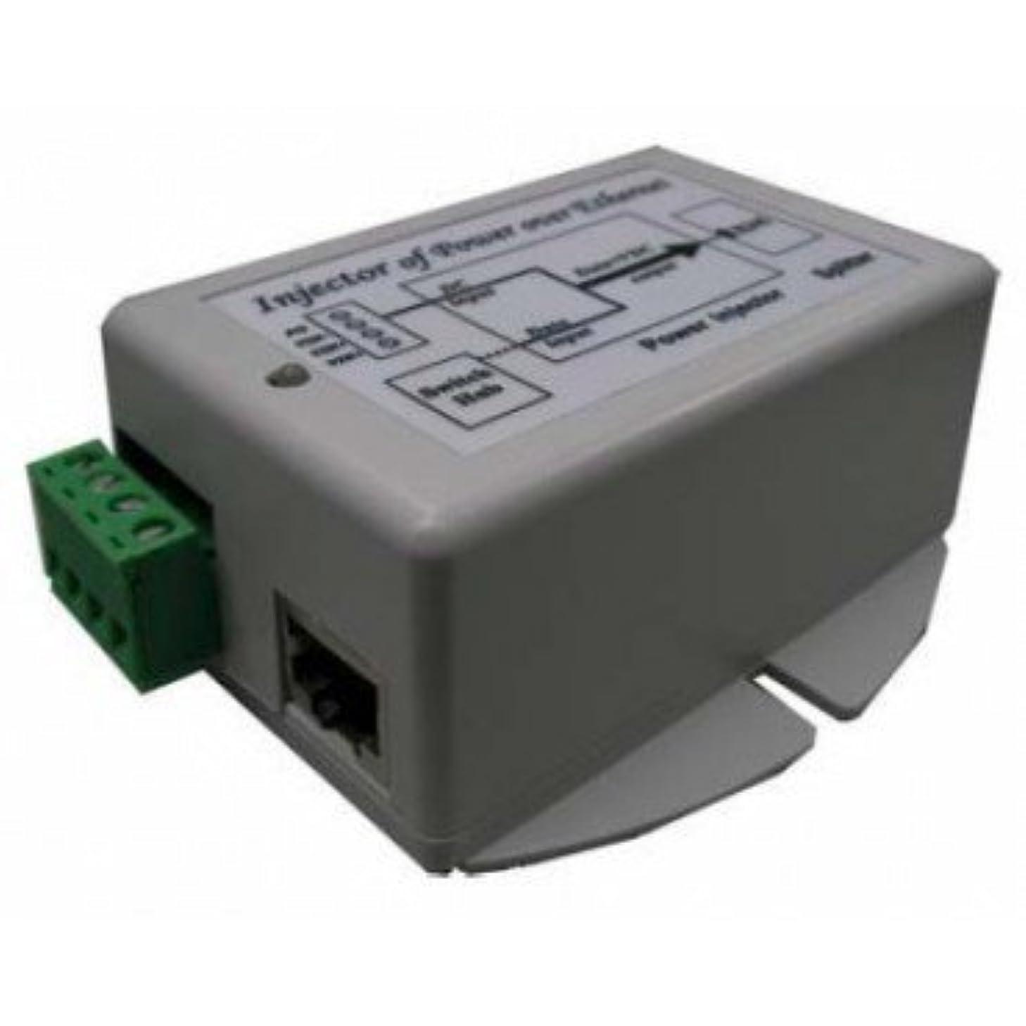 タブレット申し立てくまTycon Systems TP-DCDC-1248GD 48V DC Out 17W DC To DC Converter And POE Inserter, Gigabit [並行輸入品]