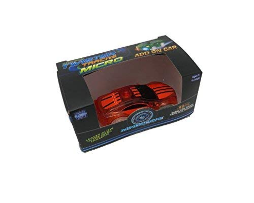 Mindscope Twister Tracks Micro Neon Glow in The Dark Add-on Rechargeable Car