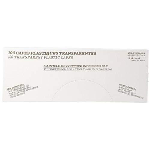 Sibel Tabliers en Plastiques Transparents Multi-Usages x50