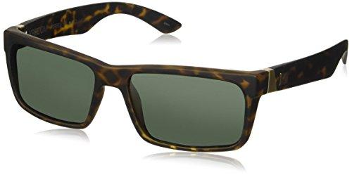 KREEDOM Forbes 100 Sunglasses, Matte Tortoise/Vintage Gray