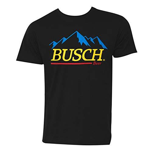 Busch Bier-Gold-Logo-T-Shirt Großes