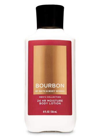 Bath & Body Works, Signature Collection Body Lotion Bourbon For Men, 8 Ounce