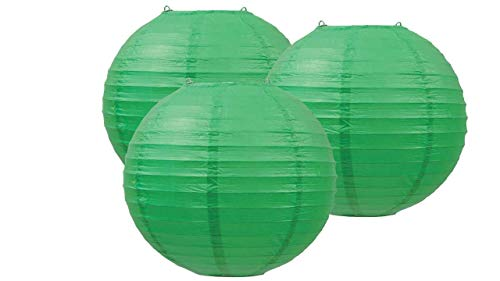 Linterna Verde 30 Cm  marca Matissa