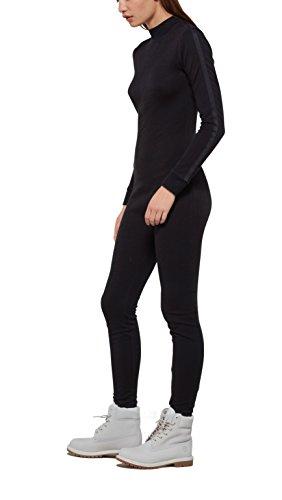OnePiece Damen Swift Jumpsuit, Schwarz (Black), 38 (Herstellergröße: M) - 3
