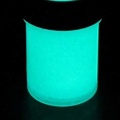 StickersLab 1 kg phosphoreszierender Lack leuchtet im Dunkeln