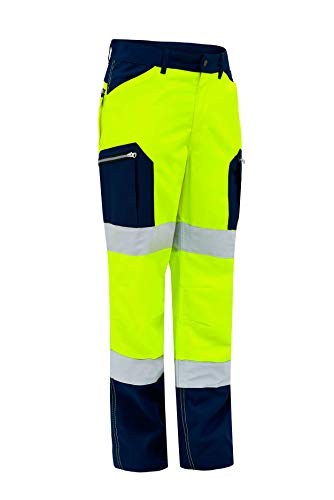 Pantalones De Trabajo Para Hombre Reflectante 30 2021