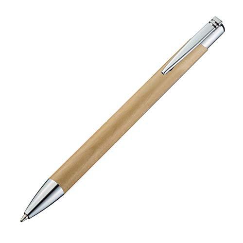 10 Holz-Kugelschreiber aus Bambus