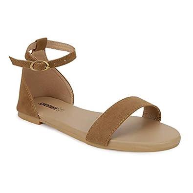 SHOPIEE Women Fashion Flats Sandal…