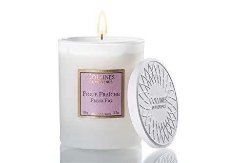 Collines de Provence Vela perfumada Higo 180g