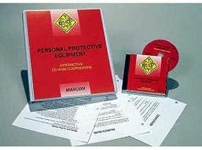 The Marcom Group, Ltd Equipamento de proteção pessoal em ambientes de construção CD-Rom Course
