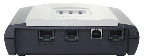DETEWE ISDN-Terminaladapter TA 33 USB - 6