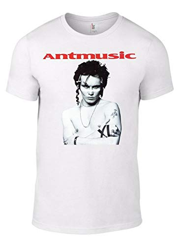 Adam Ant Ant Music T-shirt, S to 3XL