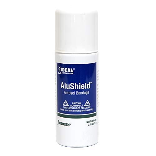 Neogen Ideal Animal Health Alushield Aerosol Bandage, 2.6 oz