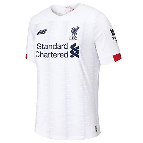 New Balance Offizielles Liverpool FC Trikot, Saison 2019/20, für Herren, Kurzarmshirt XXL Away