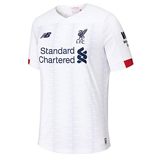New Balance Officieel Liverpool FC shirt, seizoen 2019/20, voor heren