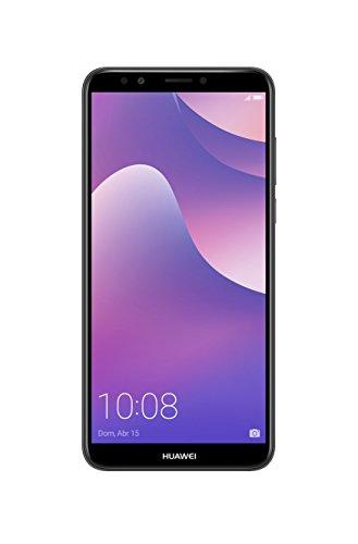 Huawei Y7 Prime - Smartphone de 5.99' (3GB RAM, 32 GB memoria, cámara de 13+2MP/8MP, 3000mah) Negro