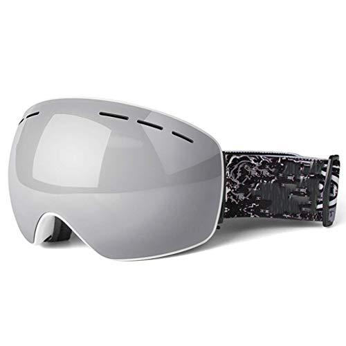 JBP Max skibril sportbril voor heren en dames, outdoor, bergsport, winddicht en snowproof skibril van goede kwaliteit