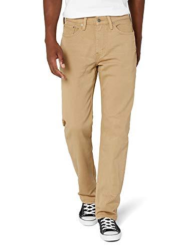 Levi's Herren Jeans 514 Straight Fit, Beige (Earth Khaki Lht Wt 786), W34/L30