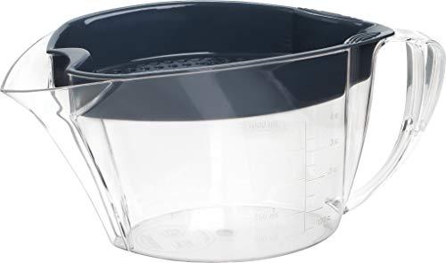 Trudeau Maison Fat Separator 4 Cup-Grey