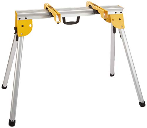 DEWALT Miter Saw Stand, Heavy Duty with Miter Saw Mounting Brackets...