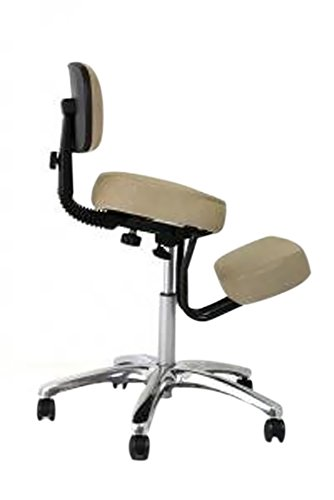 Jazzy Kneeling chair BetterPosture with Back - Beige