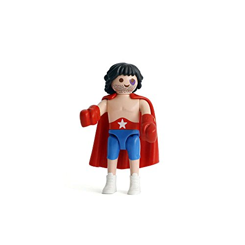 Promohobby Figura de Playmobil Serie 13 de Boxeador