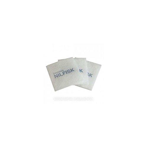 NILFISK ADVANCE - pre-filtre (x3) extreme pour aspirateur NILFISK ADVANCE