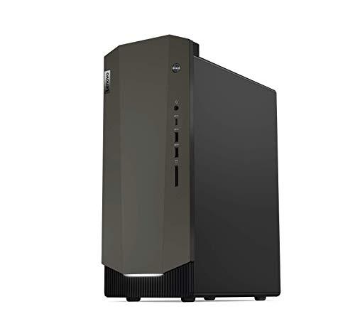 Lenovo IdeaCentre G5 Gaming Desktop (10th Gen Intel Core i5/8GB/1TB HDD + 256GB SSD/Windows 10/NVIDIA GTX 1660 Super 6GB Graphics), Raven Black (90N9003MIN)