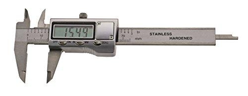 Calibre digital (70mm, DIN 862–Carcasa de Metal