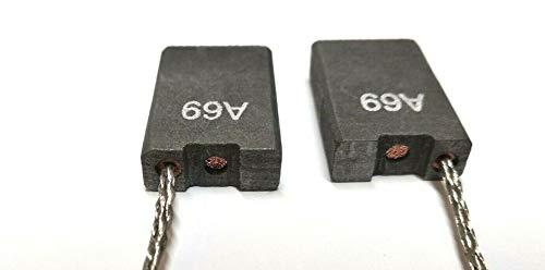 Paar Abschalt Automatik Motorkohlen Kohle für Bosch GSH 11 E,10 C,GBH 11 DE,10 DC, Berner BCDH-11, WÜRTH MH 10-SE