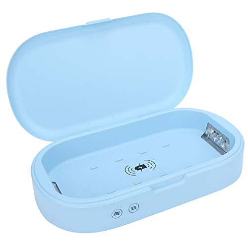 Caja de desinfección inalámbrica, caja de desinfección de luz 10W 2.5W -10 ℃ -45 ℃ ABS Hecho