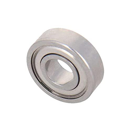xiaoyu shop 2 piezas 8 mm de acero inoxidable marino cerrado cuerpo mandíbula tenedor tornillo de aparejo