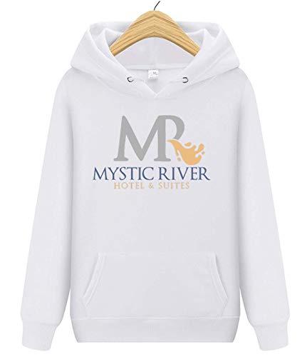Mystic River - Sudadera con capucha para hombre y mujer