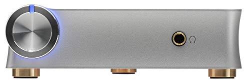 Korg DS-DAC-10R Audiokonverter/Digitalwandler, USB Typ B, 10-20000Hz, 10-40000Hz, 2,5W, Maße 155x185x49mm, Schwarz