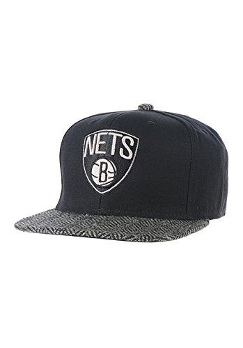 Mitchell & Ness Brooklyn Nets Harris EU287 Strapback Cap Kappe Basecap