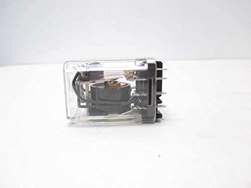 TE CONNECTIVITY/POTTER & BRUMFIELD KUP-14A35-120 Power Relay, 3PDT, 120VAC, 10A, Plug in