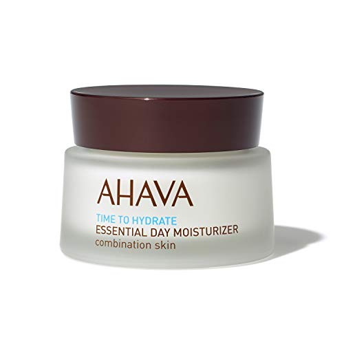 AHAVA Essential Day Moisturizer, Combination Skin, 1.7 Fl Oz