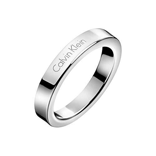 Calvin Klein Damenring aus Edelstahl Ringgröße 54 (17.2) KJ06MR000107