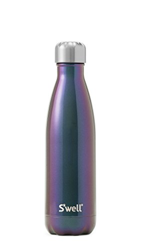 S'well Stainless Steel Water Bottle - 17 Fl Oz - Supernova - Triple-Layered Vacuum-Insulated Containers Keeps Drinks Cold for 36 Hours and Hot for 18 - BPA-Free - Perfect for the Go