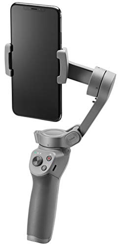 DJI Osmo Mobile 3 - 3-Axis Smartphone Gimbal Handheld Stabilizer Vlog Youtuber Live Video for iPhone...