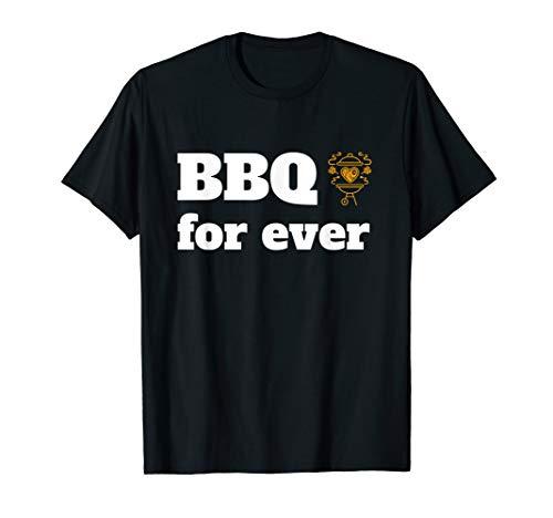 Grillsprüche englisch Grill BBQ für Grillfreunde T-Shirt