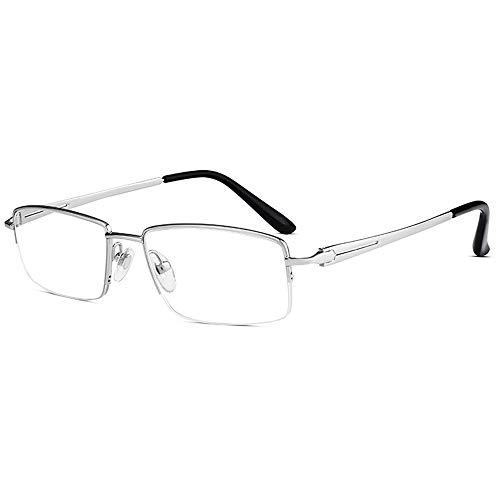 Gafas De Lectura Inteligentes Anti Luz Azul Para Hombres, Mirada Multifocal Progresiva Lejos Y Ver Cerca De Presbicia, Hipermetropía, Gafas Ópticas