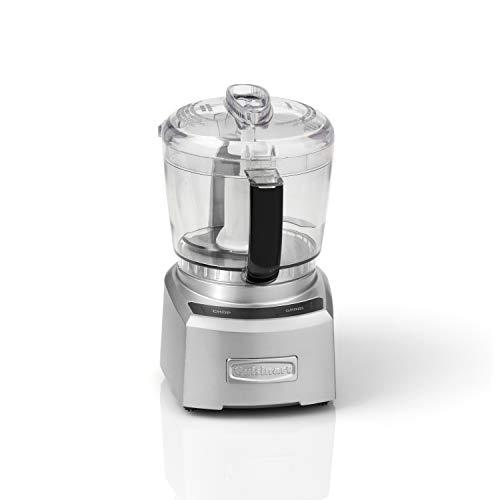 Cuisinart Mini Prep Pro Standmixer mit Mix- und Mahlfunktion und Pulse-Taste, 900 ml Fassungevrmögen, Kompakt und leicht, CH4DCE, Edelstahl