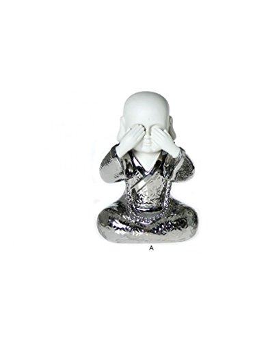 Home Line Boeddha figuur keramiek - A