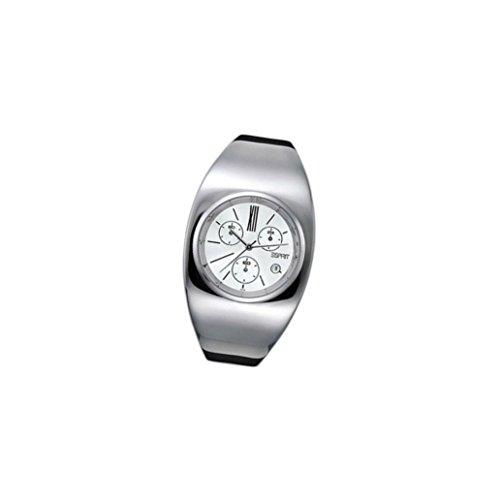 ESPRIT Reloj Analógico para Mujer de Cuarzo con Correa en Acero Inoxidable ES000BN2001