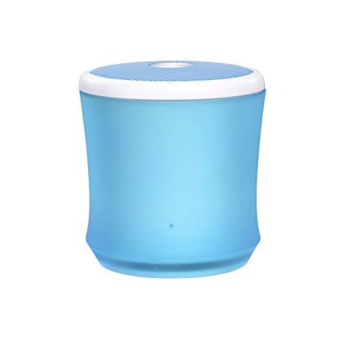 Terratec Concert BT NEO xs Bluetooth Lautsprecher blau