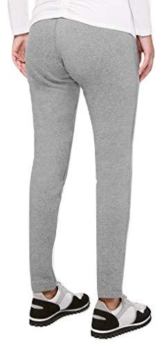 Lululemon Wunder Lounge Pant - HCMG (Heathered Core Medium Grey) (4)