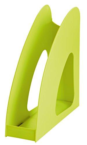 HAN Stehsammler LOOP - 6 STÜCK, modernes, junges Design für DIN A4/C4 Unterlagen, lemon, 16210-50