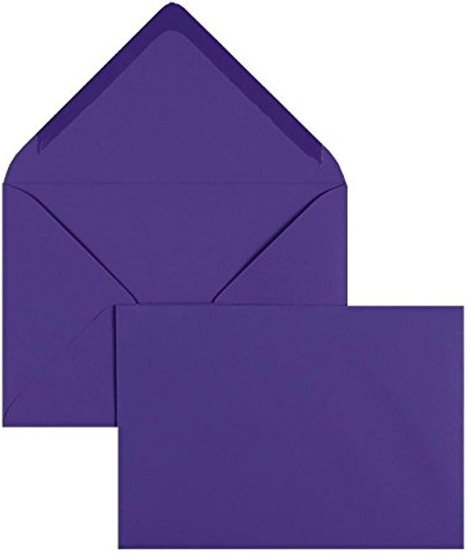 Blanke Briefhüllen - 100 Briefhüllen im Format 110 x 156 156 156 mm in Royal Lavendel B00FPNXZJK | Große Klassifizierung  9dcef2