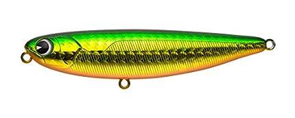amuzudezain (Ima) Señuelo de Pesca pugatyohukobura 90 mm G Verde Oro
